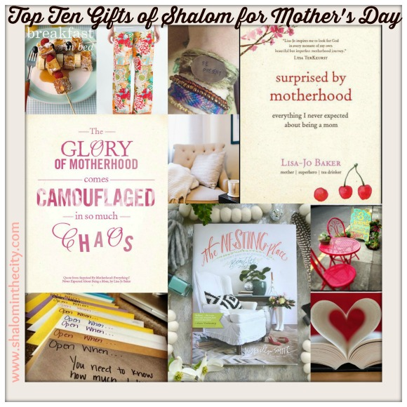 mother'sdayshalomcollage